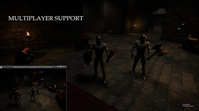 MultiplayerSupport