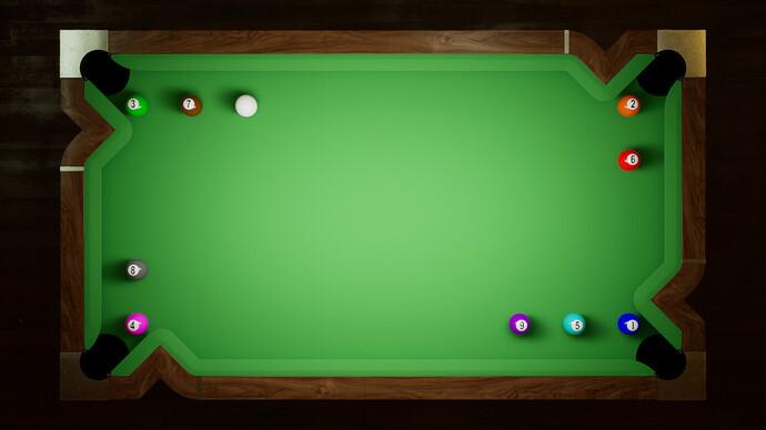 Barrom Billiards - Stage 02 - Prelim