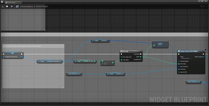 iN-Game Menu Setup 1