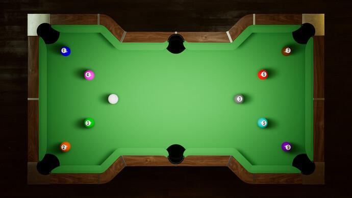 Barrom Billiards - Stage 03 - Prelim