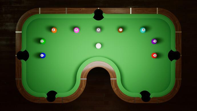 Barrom Billiards - Stage 05 - Prelim
