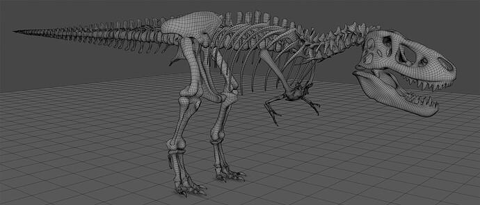Tyrannosaurus Rex skeleton.jpg