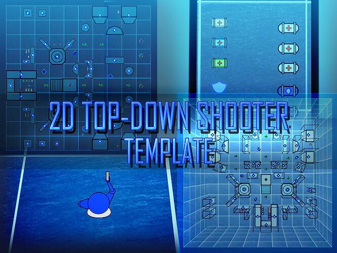 2D Top Down Shooter - Cover 2.jpg