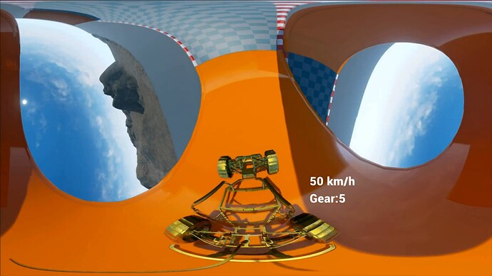 UE4  r360Pano  camera system - Vehicle gameplay pic2.jpg