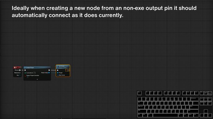 UE5 node shortcut3