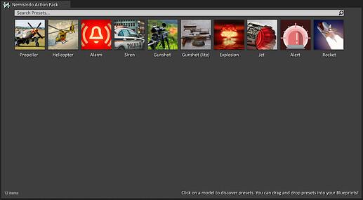 Editor window concept
