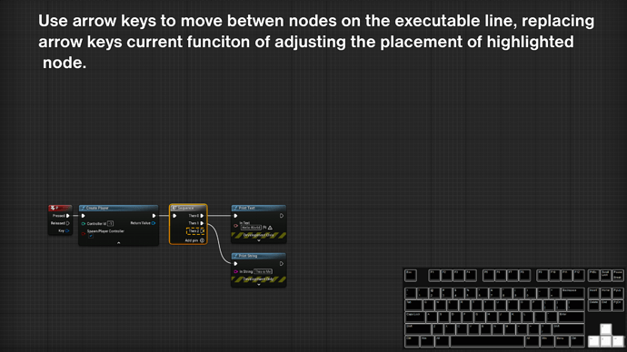 UE5 node shortcut6