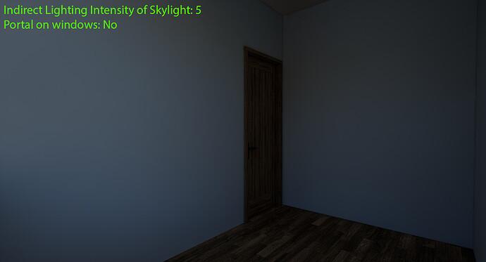 Indirect Lighting Intensity 5