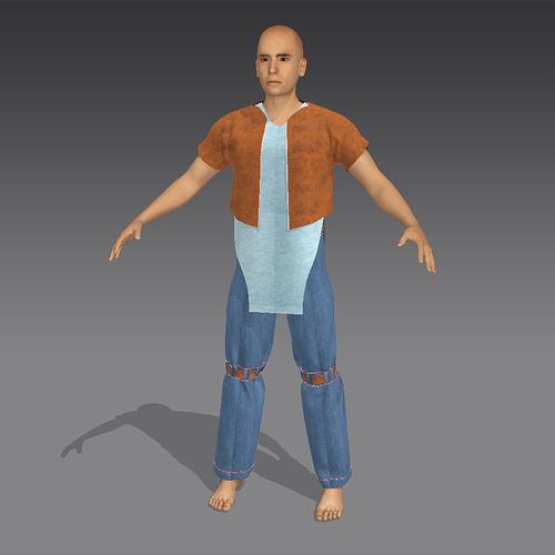 vahn bass outfit
