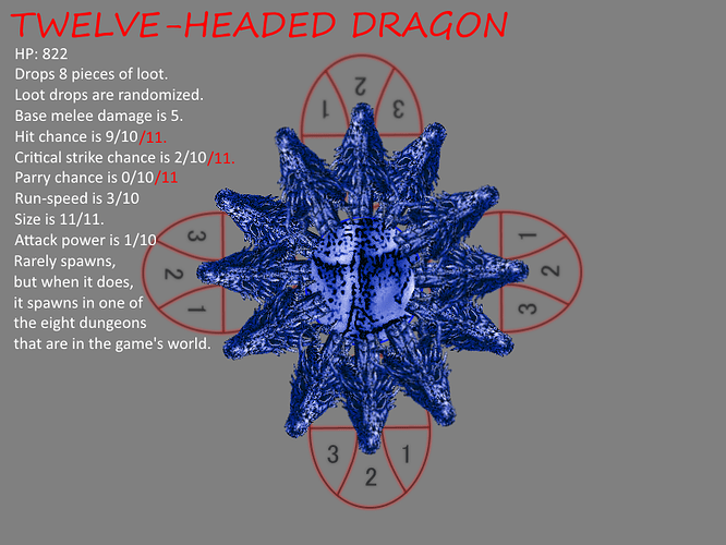 12-Headed Dragon