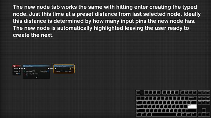 UE5 node shortcut1