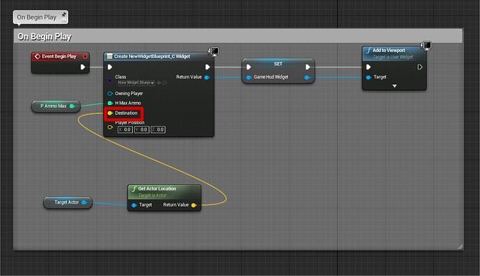 MyFirstFPS - Unreal Editor target.jpg