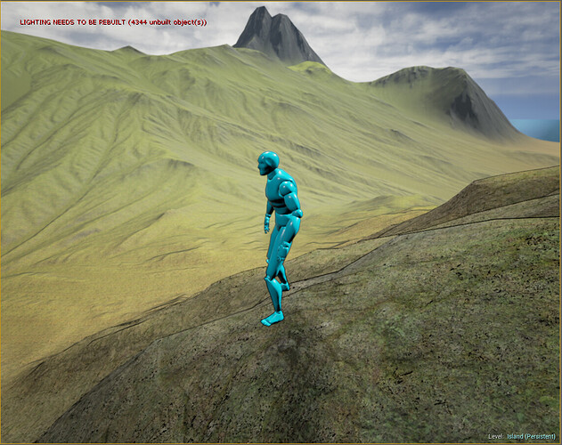 Terrain with Cel Shade in UE4.jpg