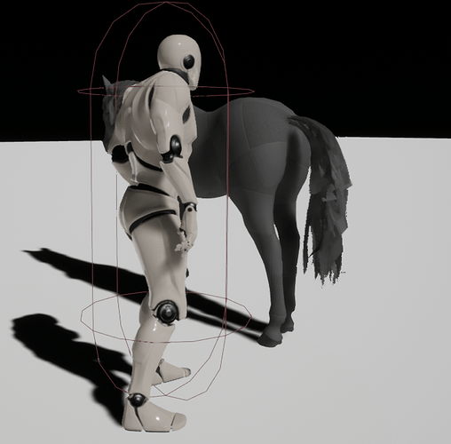 DismountEndPoseWithRootMotion
