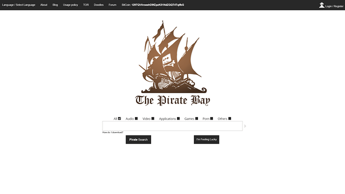 ThePirateBay Redesign_Default.png
