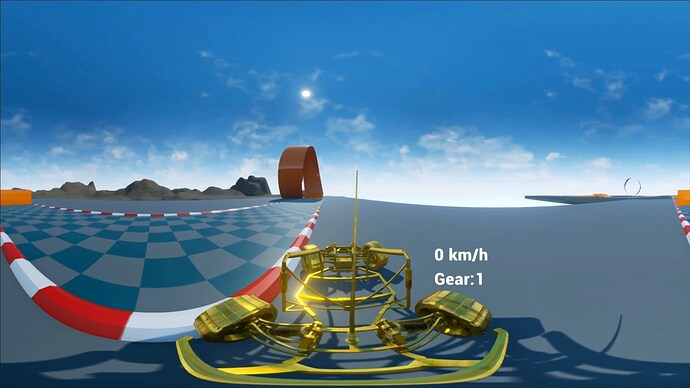 UE4  r360Pano  camera system - Vehicle gameplay pic1.jpg