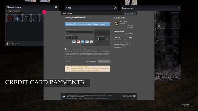 CreditCardPayments