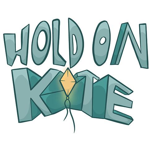 Hold On Kite Logo