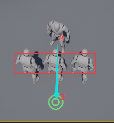 How to find a path with dynamic obstacle in NavMesh.png