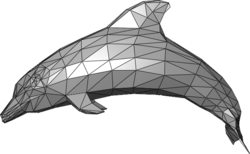 250px-Dolphin_triangle_mesh.png