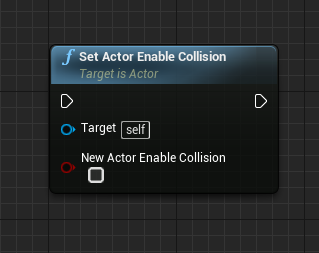 set_actor_enable_collision