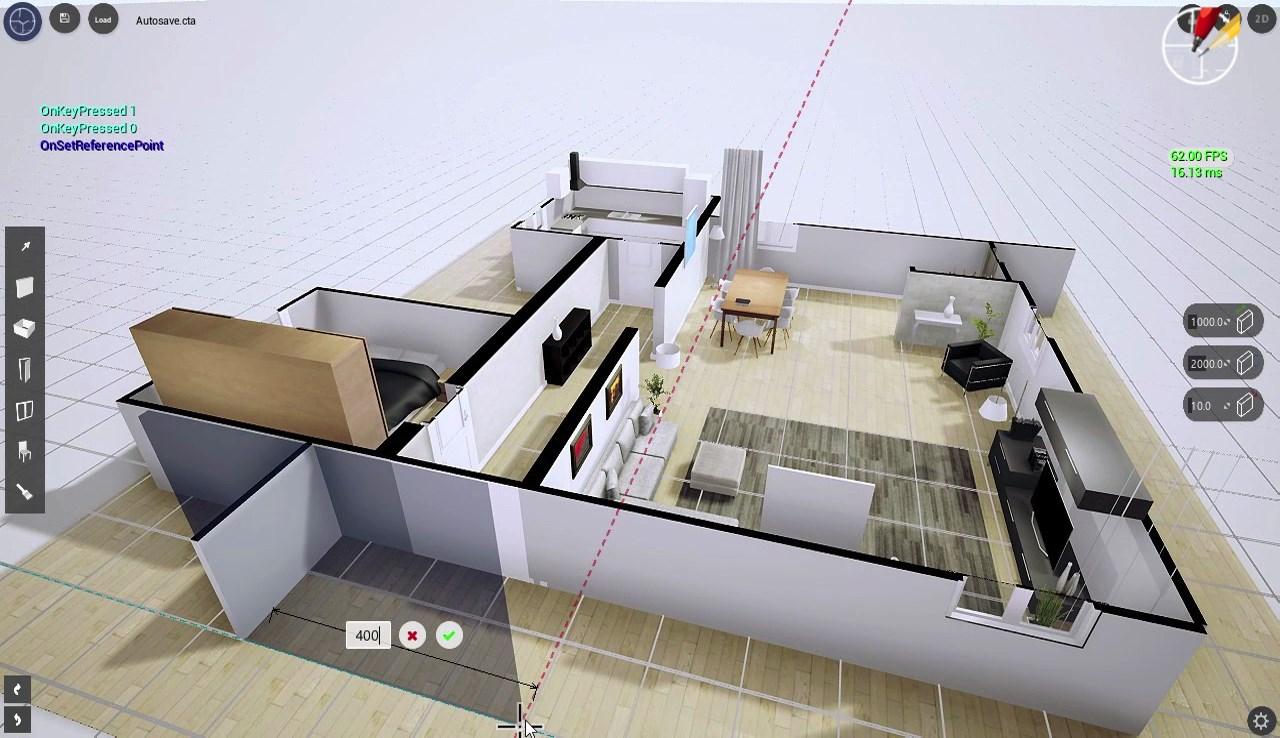 Arch Plan 20D   Architectural Home Design App   20 by spiez   Work ...